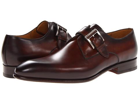 Pantofi Magnanni - Rubi - Wellington Mid-Brown