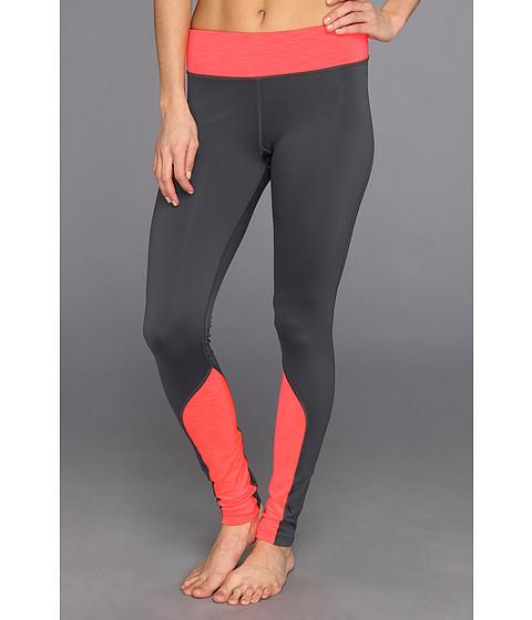 Pantaloni Under Armour - UA ColdgearÃ'® Cozy Tight - Lead/Neo Pulse/Metallic Pewter