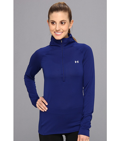 "Bluze Under Armour - UA Techâ""¢ 1/2 Zip - Caspian/Caspian"