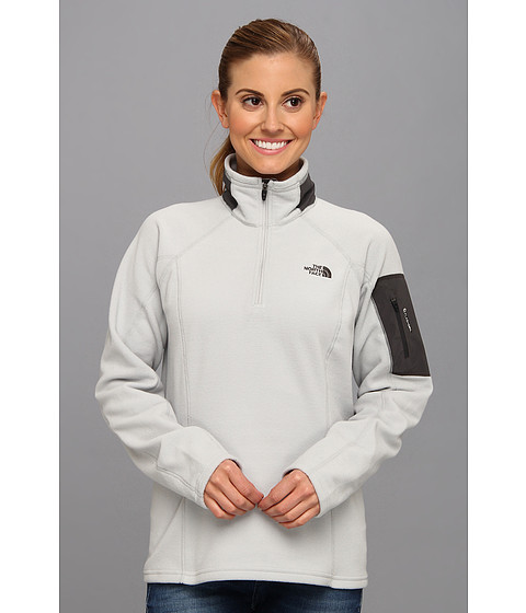 Bluze The North Face - RDT 100 1/2 Zip - High Rise Grey