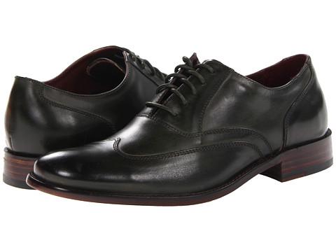 Pantofi John Varvatos - Luxe Classic Wingtip - Veridian