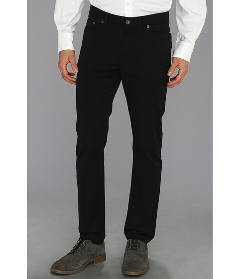 Pantaloni Ben Sherman - EC1 5 Pocket Chino - Jet Black