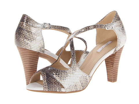 Pantofi Geox - D Marieclaire High - Light Grey