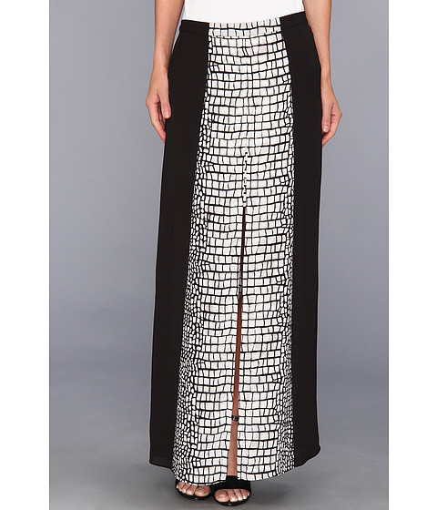 Fuste BCBGMAXAZRIA - Jane Long Skirt - Black Combo