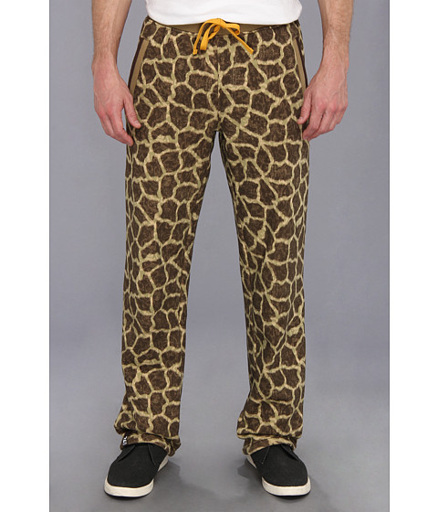 Pantaloni L-R-G - Savage Safari Sweatpant - Giraffe