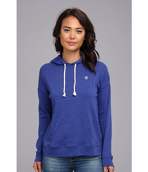Bluze Element - Twirl Fleece Hoodie - Marine
