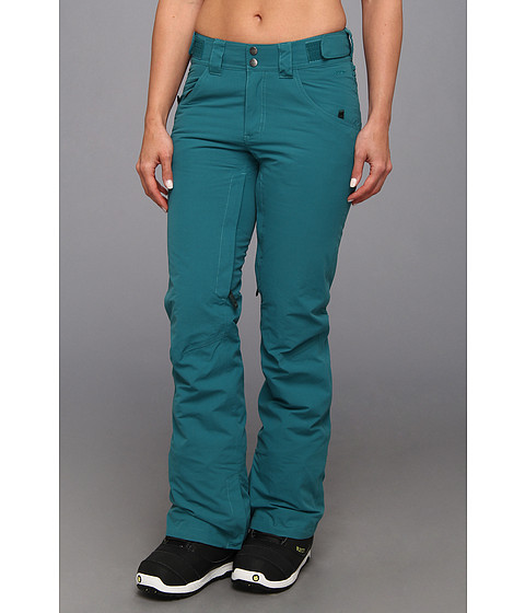 Pantaloni The North Face - Farrows Twill Pant - Zeal Teal