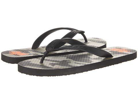Adidasi Fox - Denature Flip Flop - Black