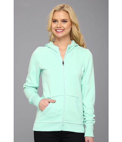 Bluze Fox - Inspire Zip Hoodie - Mint
