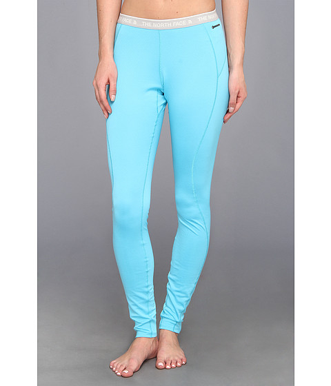 Pantaloni The North Face - Warm Tight - Turquoise Blue