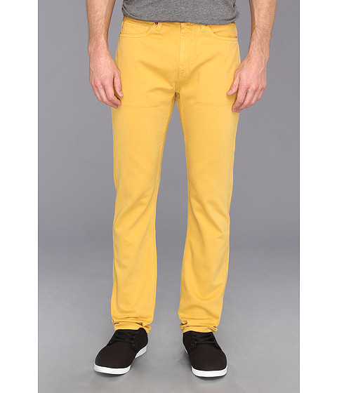 Blugi Levis Made & Crafted - Tack Slim in Golden Spice - Golden Spice