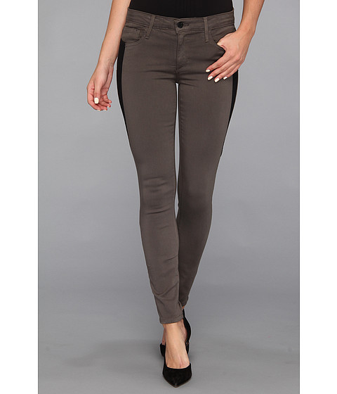Blugi Joes Jeans - The Sateen Color Skinny Ankle in Charcoal - Charcoal