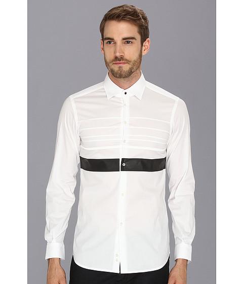 Camasi Diesel - Studya Shirt - Black/White