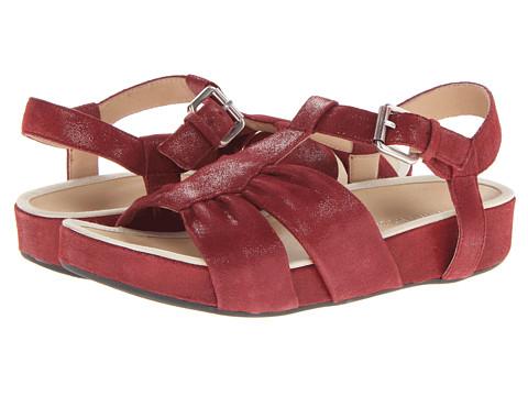 Sandale Taryn Rose - Aviles - Magenta Printed Patent Leather