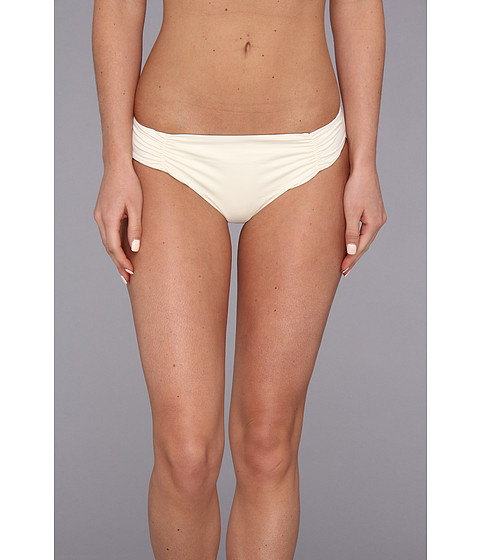 Costume de baie L*Space - Sweet & Chic Monique Full Cut Bottom - Cream