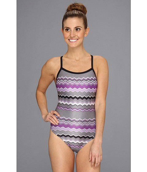 Costume de baie Speedo - Hi Voltage Flyback - Purple Dream