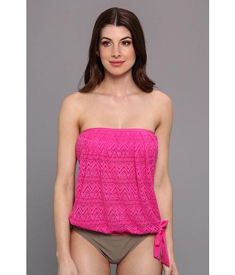 Costume de baie Athena - Cabana Bandini Top - Pink