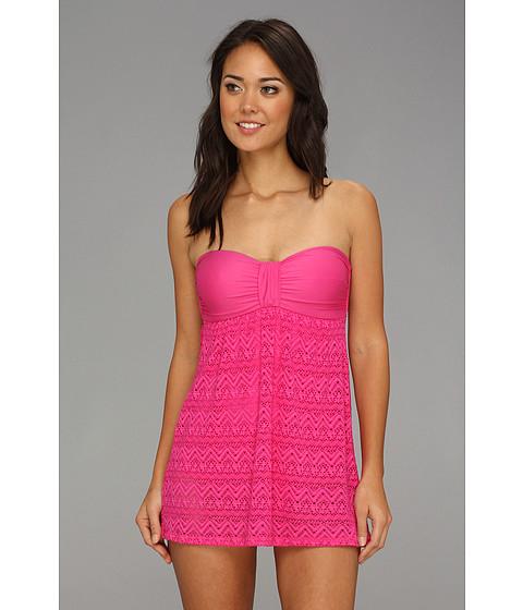 Costume de baie Athena - Cabana Swim Dress - Pink