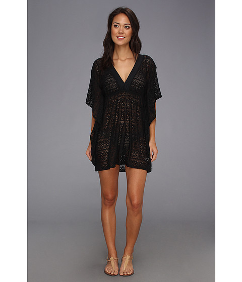 Costume de baie Athena - Cabana Tunic Cover-up - Black