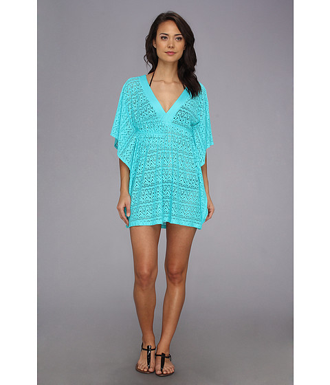Costume de baie Athena - Cabana Tunic Cover-up - Aqua