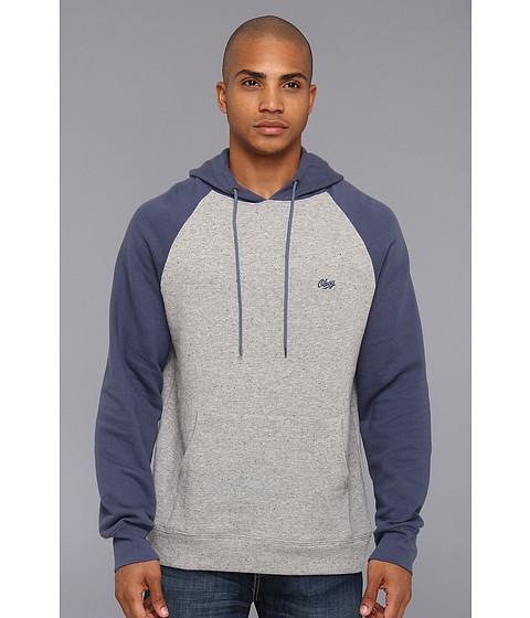 Bluze Obey - Drank Pullover Hood Sweatshirt - Slate