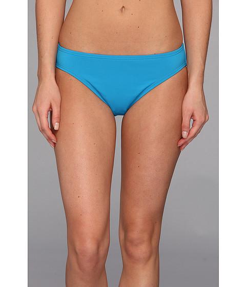 Costume de baie MICHAEL Michael Kors - Linked Solids Classic Bottom - Summer Blue