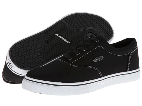 Adidasi Lugz - Vet - Black/White Canvas