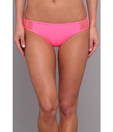 Costume de baie Ella Moss - Solids Retro Pant - Pink