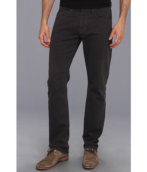 Blugi Hudson - Byron Five-Pocket Straight in Shadow Grey - Shadow Grey