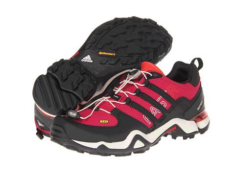 Adidasi adidas - Terrex Fast R W - Pride Pink/Black/Vivid Red