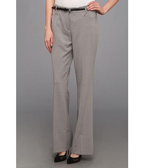 Pantaloni Calvin Klein - Belted Pant - Tin