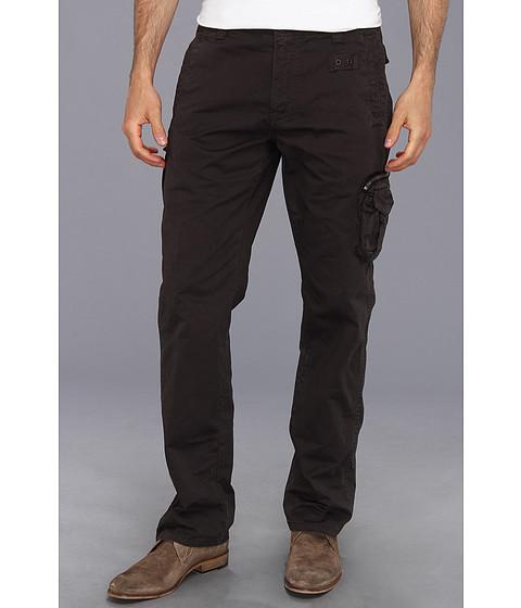Pantaloni John Varvatos - Explorer Pant Zip Cargo - Cast Iron