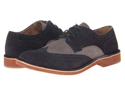Pantofi Lumiani - Battente - Ink/Smoke