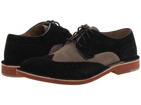 Pantofi Lumiani - Battente - Black/Stone