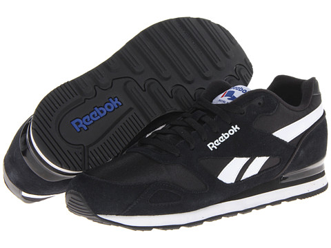 Adidasi Reebok - Royal Mission - Black/White/Reebok Royal