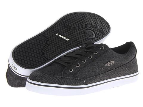 Adidasi Lugz - Colony Denim - Black/White