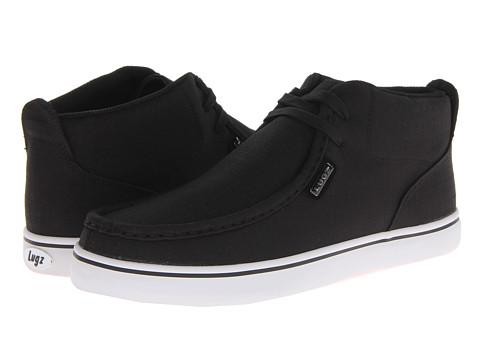 Adidasi Lugz - Strider Ripstop - Black/White/Mars Red