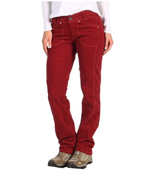 """Pantaloni Kuhl - Kastraâ""""¢ Kord Pant - Scarlet"""