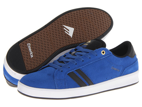 Adidasi Emerica - The Leo 2 - Blue/Black/Gold