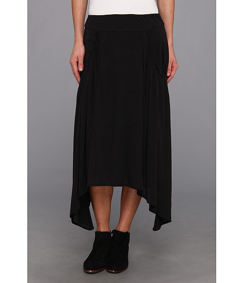 Fuste Free People - Flip It And Reverse It Skirt - Black