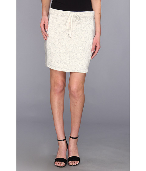 Fuste Vince Camuto - Drawsting Mini Skirt - Glacier Grey