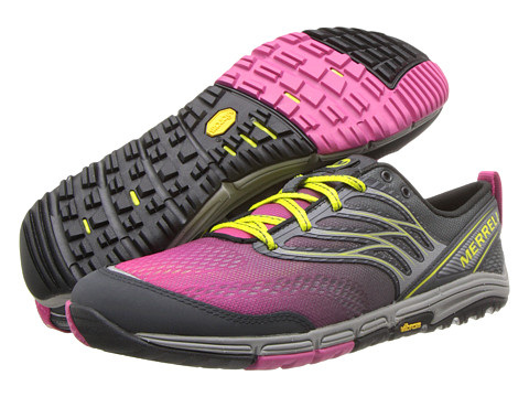 Adidasi Merrell - Ascend Glove 1 - Charcoal/Pink