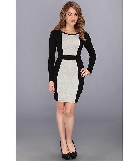 Bluze Tart - Emmy Dress - Black/Grey