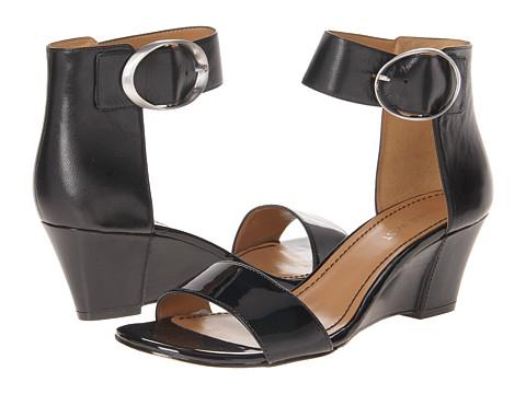 Sandale Nine West - Ventana - Black/Black Leather 1