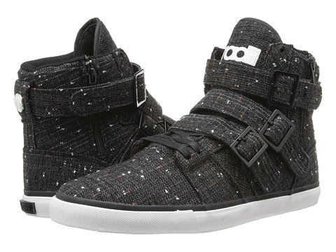 Adidasi radii Footwear - Straight Jacket VLC - Black Tweed