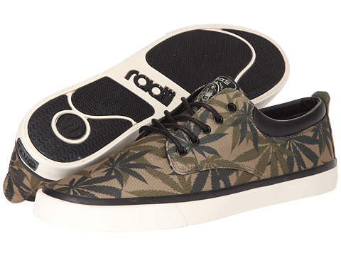 Adidasi radii Footwear - The Jack - Camo/Leaf Print