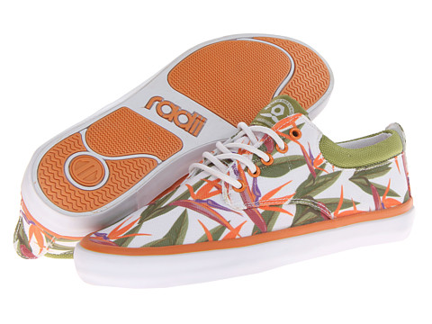 Adidasi radii Footwear - The Jack - White/Birds of Paradise