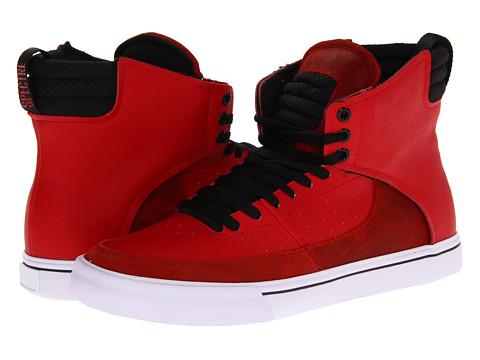 Adidasi Supra - Kondor - Athlectic Red/Black/White