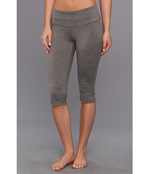 "Pantaloni New Balance - Basic Knee Capri 16\"" inseam - Light Heather"