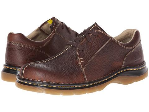 Pantofi Dr. Martens - Zack 3-Eye CBS - Dark Brown